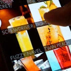 Robot bartender mixes drinks in 11seconds