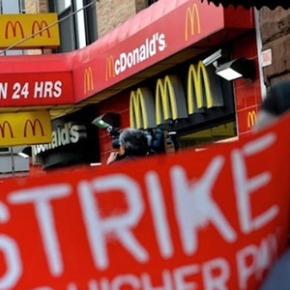 A Major Fast Food Strike is Coming to 100 Cities This Week
