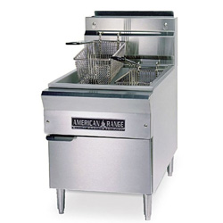 Featured Product: American Range 15lb Gas Countertop Fryer