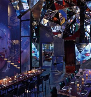 12 Restaurants With Mouthwatering Decor