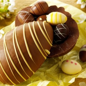 Make your own Easter egg: the recipe