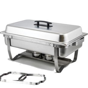 Winco 8-quart chafer special